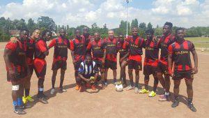 tournoi ACOFAC (asso. camérounaise)